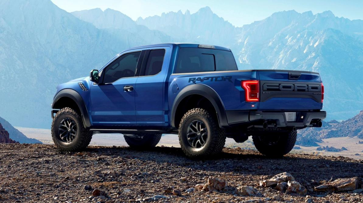 ford f 150 raptor un utilitaire pas comme les autres. Black Bedroom Furniture Sets. Home Design Ideas
