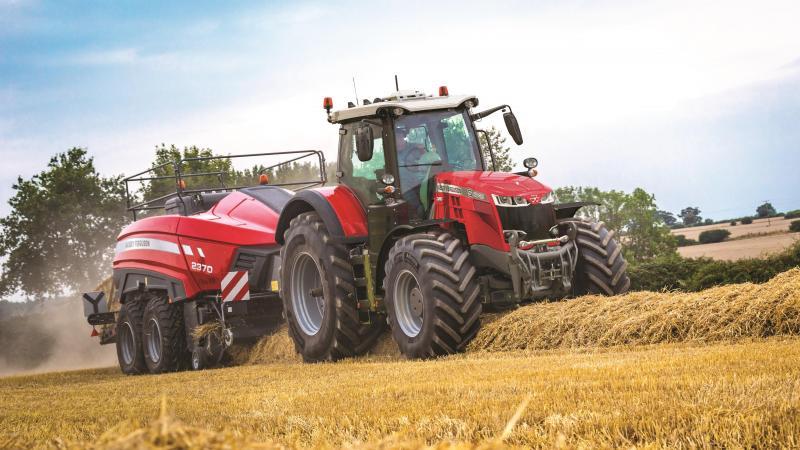 De Nouveaux Tracteurs Massey Ferguson Conformes Stage V Sillonbelge Be